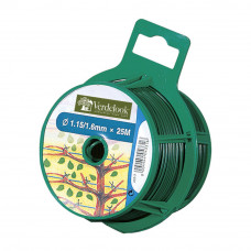 Bobina Plast dimensioni Ø 0.8x50, colore verde