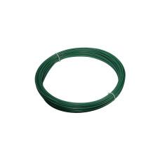 Filo di ferro plastificato Matassa Plast dimensioni Ø 1.1mm x 20m, colore verde