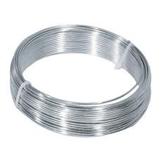 Filo di ferro zincato Matassa Zinc dimensioni Ø 1.4x20