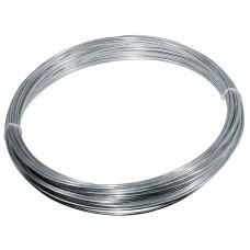 Filo di ferro zincato Matassa Zinc dimensioni Ø 2.7x20