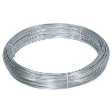 Filo di ferro zincato Matassa Zinc dimensioni Ø 2.7x100