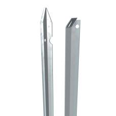 Palo a T zincato dimensioni h225cm