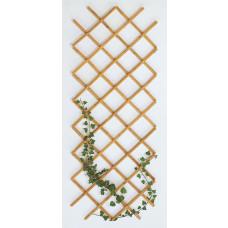 Traliccio estensibile in Bamboo dimensioni 90x180 cm