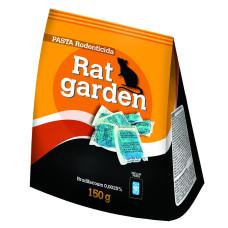 Rat garden esca rodenticida in bocconi busta da 150gr (sacchettini 10gr)