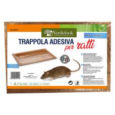 Trappola adesiva per ratti conf.2pz - 28x19cm