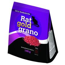 Rat gold rodenticida in grano 140gr (sacchettini 20gr)