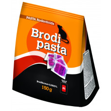 Brodi esca rodenticida in pasta fresca busta 150gr (sacchettini 10gr)