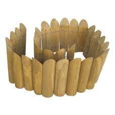 Bordura per aiuole in legno Wood