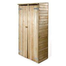 Armadio in legno impregnato – Small