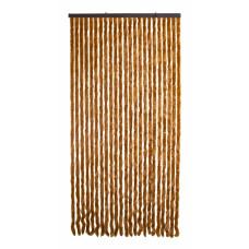 Tenda Ciniglia dimensioni 120x230cm colore bronzo numero di fili 27