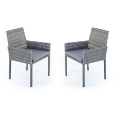 Coppia di sedie set fiorenza