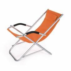 Poltrona Pieghevole Formentera colore Arancione