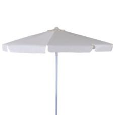 ombrellone in alluminio dimensioni 3x3, colore écru
