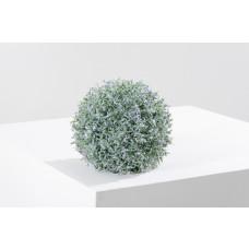 Sempreverde® Greenball Provence dimensioni 40x40. Tipo di foglia: lavanda con fiori