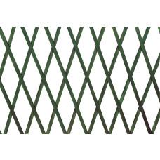 Traliccio estensibile in Legno verde dimensioni 150x200, colore verde