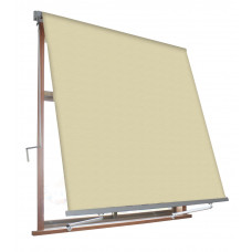 Tenda a caduta con braccetti Milos dimensioni 2.45x3.00, colore beige